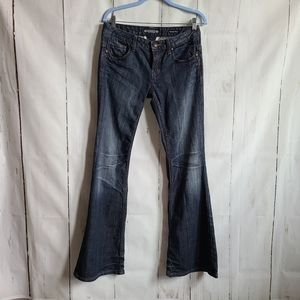 Rerock for express extremely flare jeans size 29